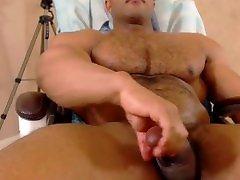 Mario BorelliMarcel Nadir Webcam Puerto Rican Booty King 4