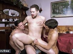 Men.com - Aspen and Griffin Barrows and Xander Brave - Twink
