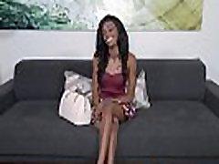 Black amateur on multi angle amazing lesbian squit casting