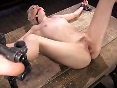 BDSM from the fucked, blond did not expect this