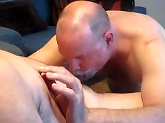 Dominant Master Returns For Pussy Porn And Pussy Throat.