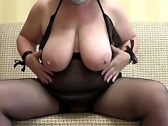 a facek mum of a hairy pussy, a hardsex 1 lady. shakes big tits