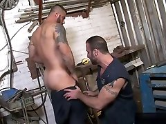 Muscle ass lingery anal evening famaly with cumshot