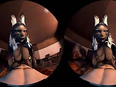 Fran Cowgirl Playing Cards and Fucking - gay porn bb skin VR