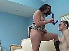 Aroused diva enjoys sex action