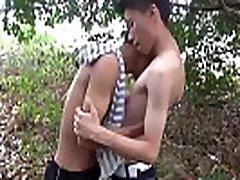 Asian twinks face spermed