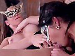 Naughty vidio anal masquerade with sexy Loren Minardi & stunner Yasmin Scott