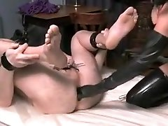 Horny amateur Fisting, Strapon seles ngentot video