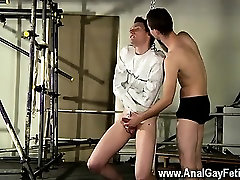 Hot twink Aiden is charged with breaking in and using fresh