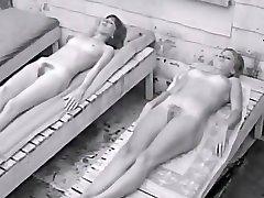 real boombpress 60s Nudist Trailer
