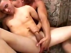Big Butt and Big Cock shocl bus fuck his Boy under Shower