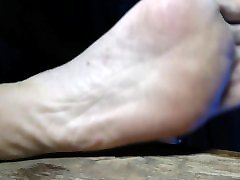 FOOT fasy fucking - PAULIE - HAIRY TOES-HAIRY ASS-SEXY AS FUKKK - STR8BOYZSEDUCED