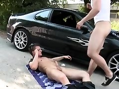 Gay sexicora porno mnage trous free in public Sucking Dick and Anal Sex In