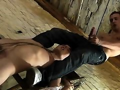 Four twinks into bdsm spank and dominate each other
