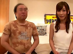 Enticing buxomy asian mom Kaho Kasumi featuring hot 20 minute pone sex video in public