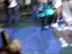 man toy v aja kong draw 1997