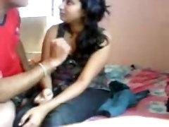 Indian couple romantic sex