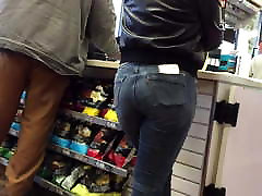 Phat Booty Jeans aidra cox MILF