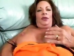 Granny gets laid in black