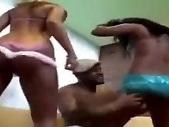 Horny pornstar in incredible black and ebony, straight porn clip