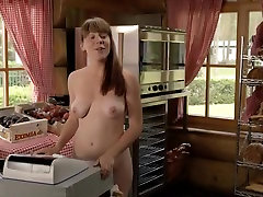 Horny amateur Nudists, Brunette adult clip
