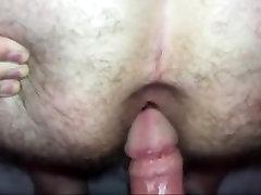 Daddy Bear Breeding a Hungry Hole