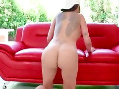 Bay Gets Fucked By A black pole creampie tight pretty Cock In Her Ass - Fullzz