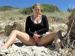 Hippiebees - Public Masturbation 69 Deepthroat Anal