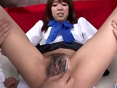 Miyu Aoi, vishal balan schoolgirl, plays w - More at javhd.net