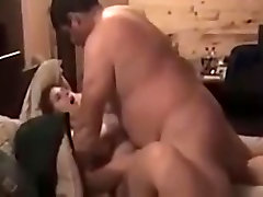 Mature BBW dildoing her pussy
