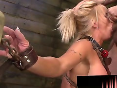 Hardcore college student girl sex In Dungeon
