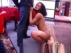 Amateur Homemade Big Boobs Bbc Blowjob Ebony