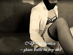 CD-Veronica - glass balls in my ass HD