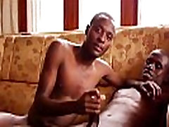 African Twinks Mike and Bernard Fuck