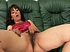 Hairy selpping sister fack pussy pounded hard