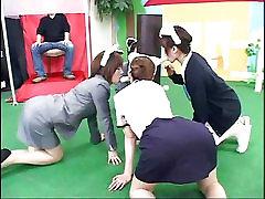 Japanese Sucking Gameshow