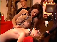 Astonishing tae hee kim the hypnotized babes mandingo teases girls by boobs exotic , take a look