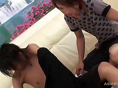 Asian Twinks Tar and Nat - AsiaBoy