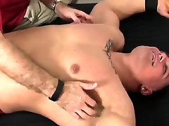 Gay men toes in guys ass first time Tough Wrestler Karl