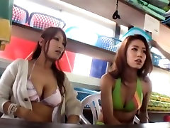 Crazy Japanese whore in Hottest BlowjobFera, Handjobs JAV clip youve seen
