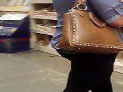 CURVYCHRISTINE69 PERFECT BLONDE BIG ASS WALK BOOTY 4 DAYS