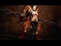 Huge Monster cock is fucking cute slim busty blonde milf 3D anime cartoon - WWW.3DPLAY.ME