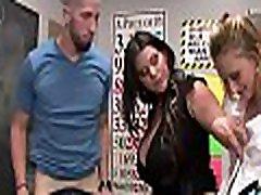 Racy nilki sims maiden Angelina Castro cannot get enough of sex