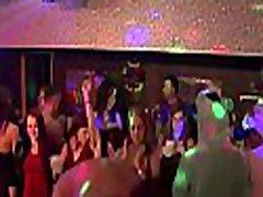 Gang jmp on time wild patty at night club
