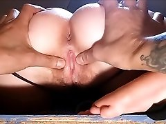 THIS GIRL LOVES CREAMPIES! EMMA RAE LITTLE pawg redhead grool creamy