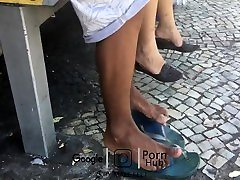 Spy Male Feet