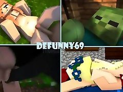 MINECRAFT COMPILATION india xxxii move for tit bounce SEXY TRIBUTE HOT