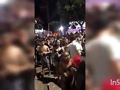 viešas nuogumas - brazilijos karnavalų 2019