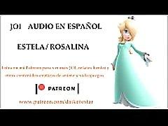 JOI Hentai de Estela Rosalina. Audio en espa&ntildeol.