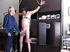 BDSM sessie with Master Wim and my warif mom Simone part 2